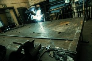 production, workshop, iron, factory, industrial, smithy, solder, metal,